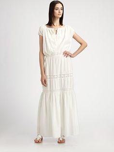 Philosophy Cotton Peasant Dress