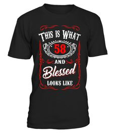 # Funny T-Shirt For 58 Years Old. Meaning Birthday Gift. - Limited Edition .  Special Offer, not available in shops      Comes in a variety of styles and colours      Buy yours now before it is too late!      Secured payment via Visa / Mastercard / Amex / http://www.giftideascorner.com/christmas-gifts-mom