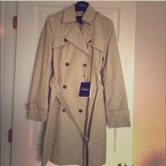 Sale Cole Haan Classic Trench