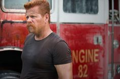 "See 'The Walking Dead' Season 5 Photos ""Self Help"" Episode 505 Michael Cudlitz as Abraham"