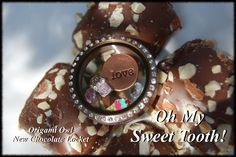 Love the mixed metal or steampunk look??  The chocolate locket paired with rose gold plate is it! www.lisamims.origamiowl.com