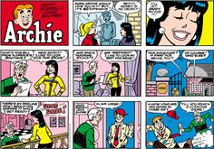 Archie Cartoon for Oct/19/2014