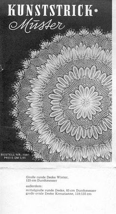 kunststrick muster 1587 - Alex Gold - Picasa Web Albums