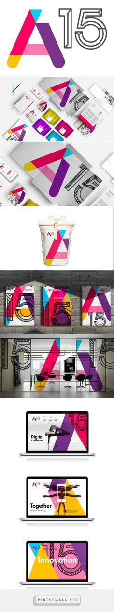 A15 Designer Branding by Amir Fayo | Fivestar Branding Agency – Design and Branding Agency & Inspiration Gallery