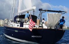 Go on an adventure with the Vanessa from Waikiki Yacht Charters today!