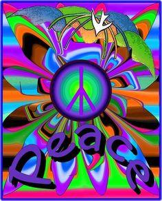 Peace~
