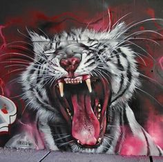 New nature in Street Art by XAV