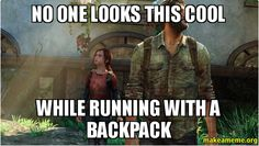 The most unrealistic thing about The Last Of Us.