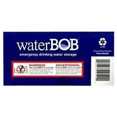 waterBOB Emergency Drinking Water Storage - Amazon.com
