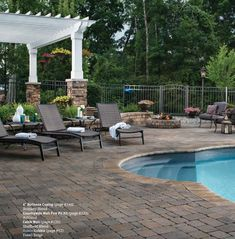 Pool Paver Ideas pool deck gallery The Pavers Around The Pool Are Belgard Dublin Cobble In Fossil Beige Which Is What