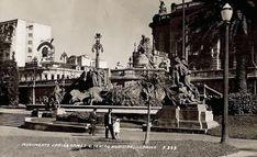 Praça Ramos de Azevedo Ano: década de 1930