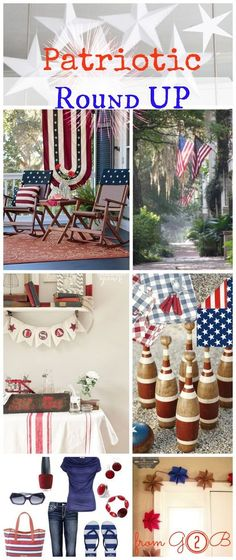 All the best projects and crafts for the 4th of July right here!