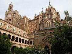 Claustro mudéjar del Monasterio de Guadalupe (Cáceres)