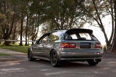 Tatt's Civic EG Hatchback | Sukun W | Flickr