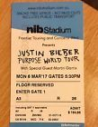 #lastminute  1x Justin Bieber Section A3 Ticket Perth 2017 Right Near Stage  Next To VIP!!!! #Australia