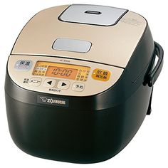 Zojirushi microcomputer rice cooker 3 Go Bronze Black NLBS05XB -- You can find more details by visiting the image link. (This is an affiliate link)