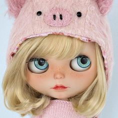 Blythe and Middie doll eye chips resin eyes glass ecyechips