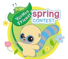 Happy First Day of Spring! New YooHoo Contest!