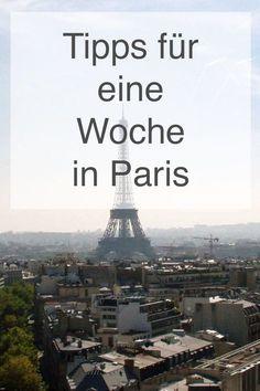 Meine Tipps für eine Woche in Paris findest du hier: https://www.christineunterwegs.com/reisen/frankreich/reisen-paris/