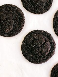 Chocolate Sugar Cookies Recipe - Pinning for idea.  Try to recreate with GF sugar cookie recipe