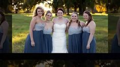 Trash The Wedding Dress Video