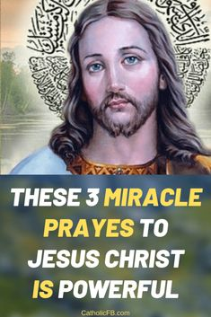 3 Powerful Miraculous Prayers that will Change your Life Today… PRAY NOW Sunday Prayer, Prayer For Today, Prayer For Prosperity, Savior, Jesus Christ, Yours Sincerely, Prayers For Children, Miracle Prayer, Prayers For Healing