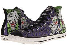 27bb6e0cf509 Converse chuck taylor all star hi dc comics batman joker 2