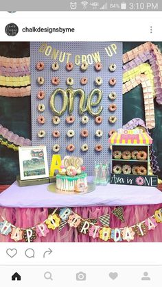 Omg love this idea for a 1st birthday!!!