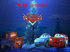 Image - Disney PIXAR Cars in Christmas.png - Disney Fan Fiction Wiki