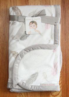 ee09c225dcca Blankets   Beyond Baby Girl Blanket ~ White