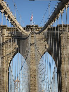 Creating Really Awesome Free Trips: NYC, NY - C.R.A.F.T.... Brooklyn Bridge
