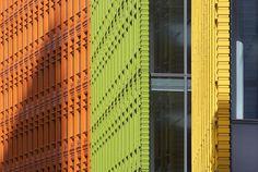 Architecture   Renzo Piano: Central St. Giles, London   CFile ...