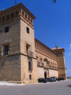 Castillos de Aragón - Castillo de Los Calatravos www.patrimonioculturaldearagon.es