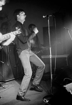Ian Curtis 7th February 1980: The New Osborne Club (c) Daniel Meadows ___________________________ There we go, that's Ian Curtis...next time Siouxsie, don't where casual clothes lol. <3 <3