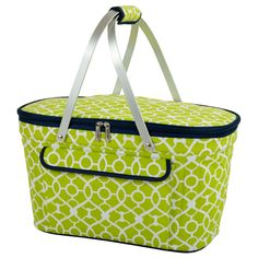Trellis Collapsible Insulated Basket