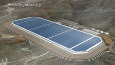 Mass production of lithium-ion batteries just kicked off at Tesla's massive Gigafactory in Sparks, Nevada. The batteries are meant to be used in Tesla's electric vehicles, with demand expected to outstrip the current lithium-ion battery production around the entire world.      Tesla's New Gigafactory Hopes to Meet Demand for 500K New Electric Cars Annually There are already 400,000 pre-orders for Tesla's Model S, so the kick-off will hopefully supply a much-needed component to many anxious…