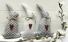Veľká Noc - Bunnies in Love ♥ - 5065496_