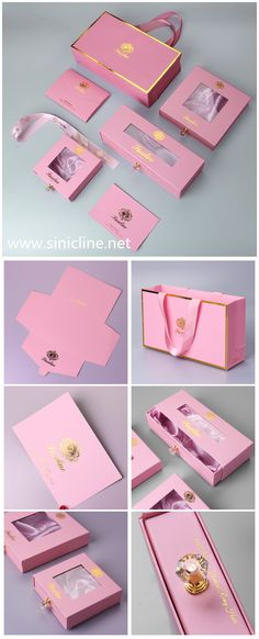 Luxury hair hair extension packaging boxes and bags by @sinicline #hairextension #wig #packaging