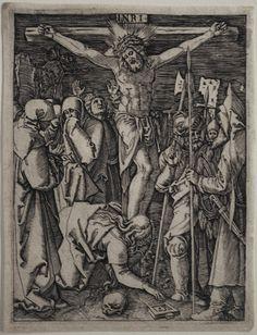 Crucifixión, Alberto Durero