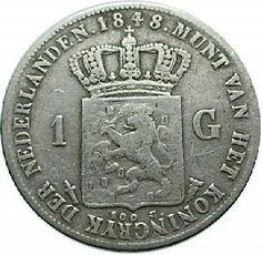 nederlandse munt 1848