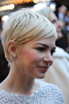 Michelle Williams' Pixie