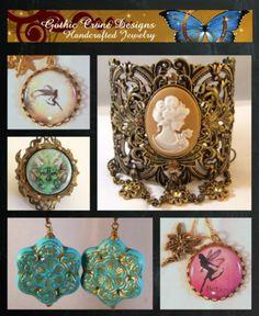 Featured customer of the Week: Sophia Blust of Gothic Crone Designs! - Unkamen Supplies