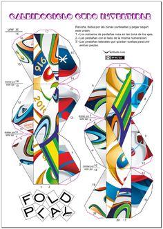Con esta plantilla os proponemos trabajar al geometría desde una vertiente divertida con la que podrás crear un caleidoscopio tridimensional o caleidociclo, estos son formas geométricas de papel que giran, el término aparece por vez primera en el libro de Scahttschneider y Wallace (1977), y se deriva de los vocablos …