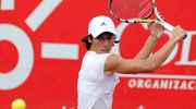 #Congrats  Copa Claro Colsanitas....4th-seeded FO Champ Francesca Schiavone ignored her 17 DFs, rallied from 3-1 down in the 3rd set, won 5/6 games for 4-6, 6-4, 64 victory. 5th-seeded 2005 CCC Champ & 2006 Runner-up Flavia Pennetta out since last August w/ right wrist injury requiring surgery, came out rusty, falling behind 2012 Bogotá runner-up Alexandra Panova  but she also rallied  for a 4-6, 6-3, 6-3 triumph.