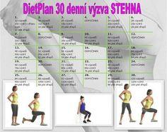30 denní výzva švihadlo - Hledat Googlem Plank Challenge, Workout Challenge, Fit Girl Motivation, Fitness Motivation, Yoga Fitness, Health Fitness, Personal Trainer, Pilates, Fitness Inspiration