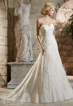 Mori Lee 2779 Wedding Dress