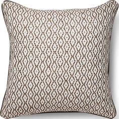 Example of sofa pillow from target threshold diamond pillow