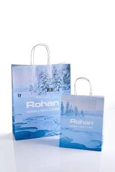 Rohan 2014 Christmas Paper Carrier