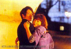 When Nodame's drunk. Lol. Look at Chiaki's face! Lol. -- Nodame Cantabile