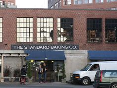 One of the best bakeries in town! Standard Baking Company! #visitportland #freshbread #YUM